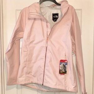 Light Pink The North Face Magnolia Rain Jacket